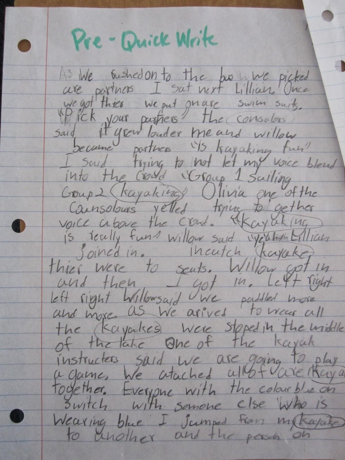 persuasive essay example grade