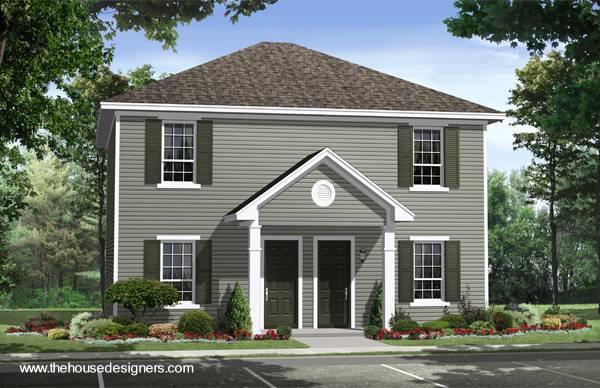 arquitectura de casas las casas d plex