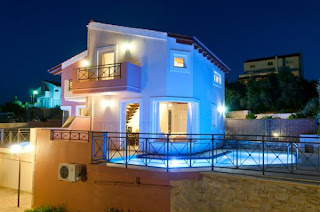 Greek Cypriots Village Homes Designs