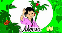 Meena Cartoon