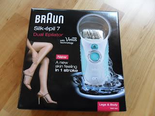 Braun Silk-épil 7 Dual Epilierer im Test Bewertung Erfahrungsbericht