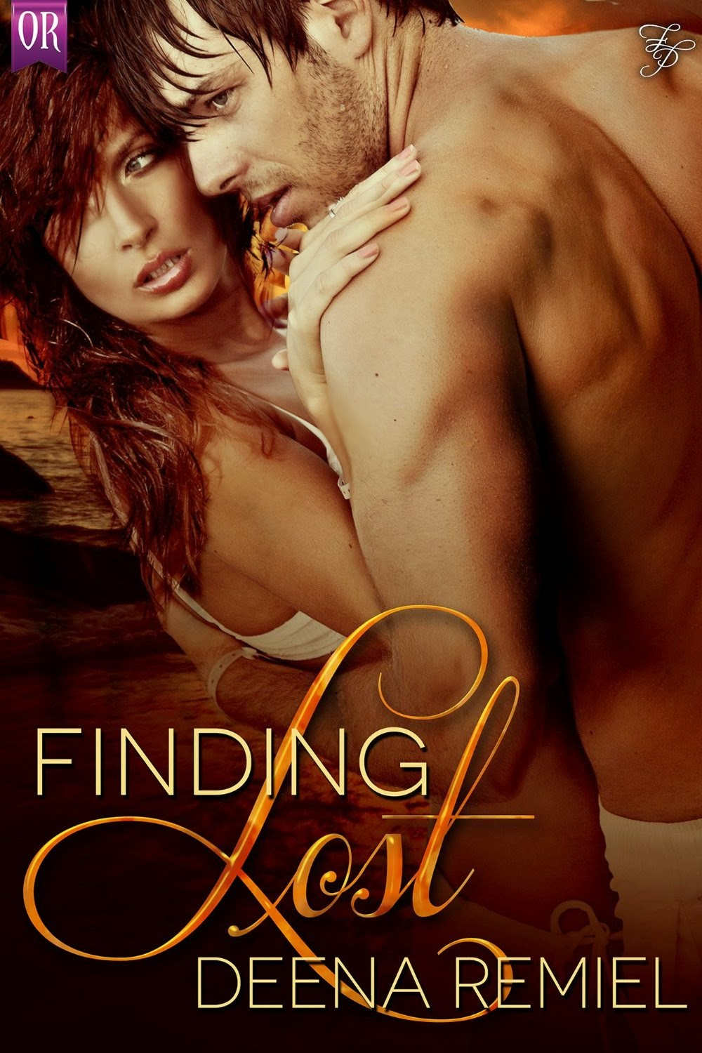 Finding Lost by Deena Remiel (CR)