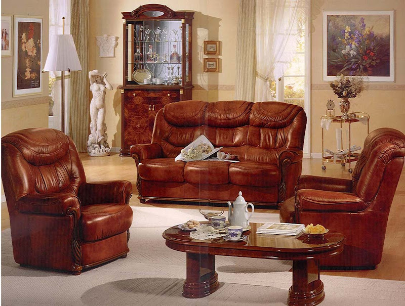 Living Room Furniture Decorating Ideas