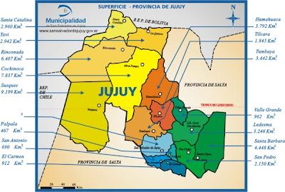 jujuy mapa