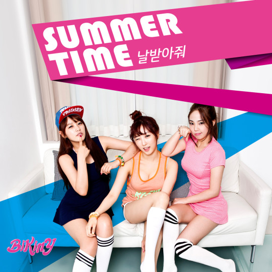 Bikiny (비키니) - Summer Time [Digital Single]