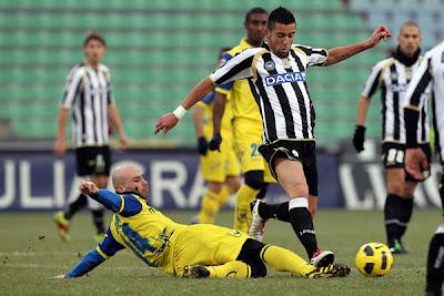 Mauricio Isla - Udinese (1)