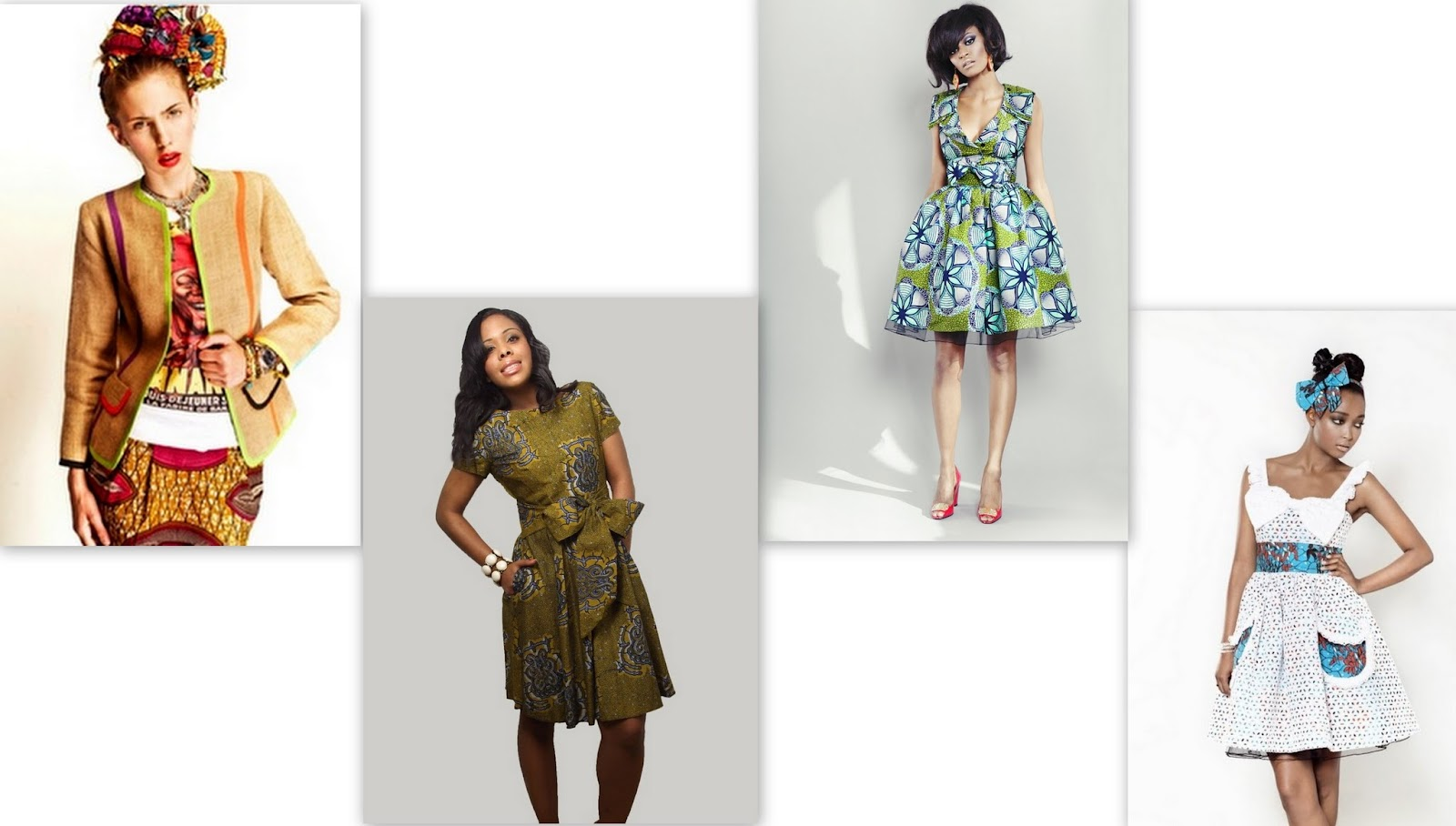 Modern african clothing for women the Contemporary fashion designers