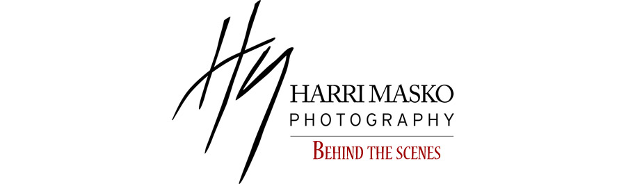 Harri Masko Photography - Behind the Scenes