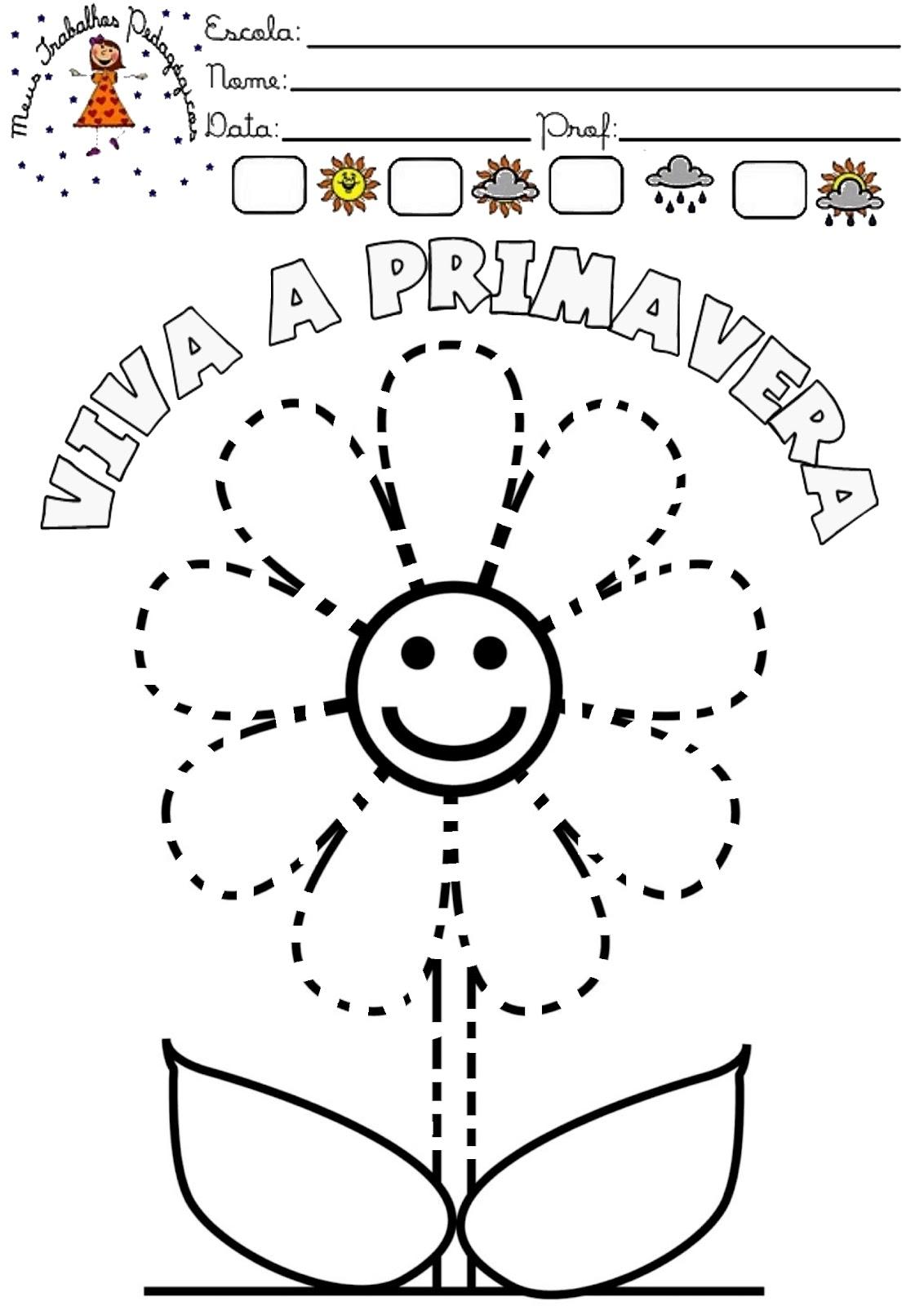 Amado 6ª CRE_DESAFIOS - PSE - NSEC 06: IDÉIAS para Primavera - Flores  UX33