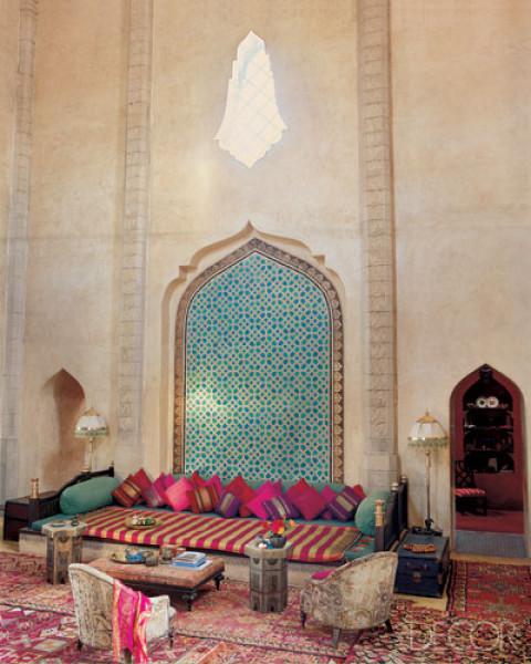 Morocco Design Elle Decor 39 S Lookbook Moroccan Interior Design