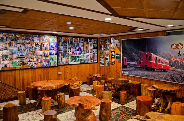 大廳內的餐廳,一到中午,這裡可是擠滿了人!
