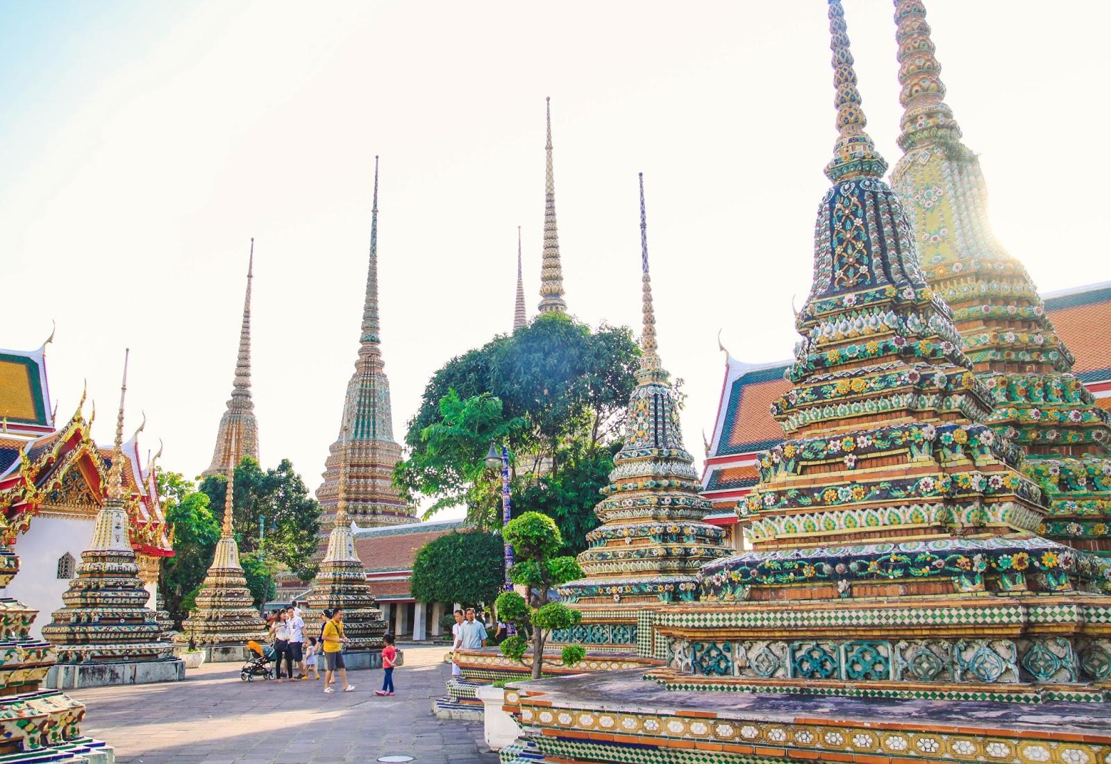 Chedi Thailand, wat pho