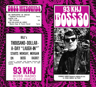 KHJ Boss 30 No. 171 - Humble Harve