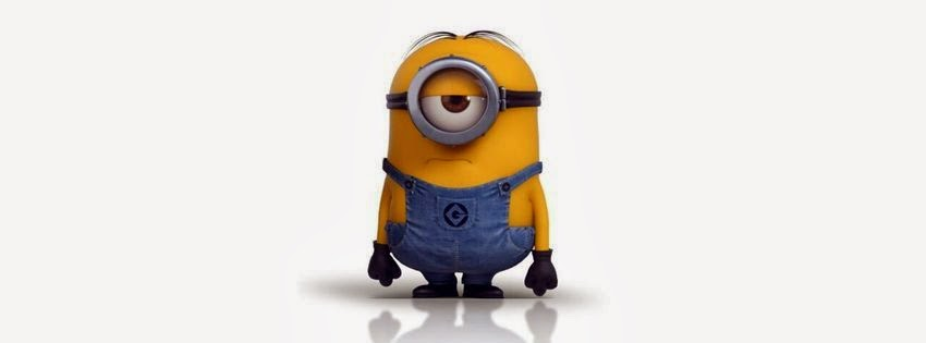 Couverture facebook minion