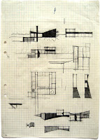 dibujos Arne Jacobsen