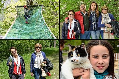 Parco Avventura Antey St Andrè 2013 rebeccatrex