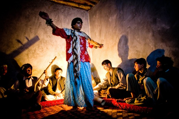 112197281 AFGHANISTAN SEES RISE IN 'DANCING BOYS' EXPLOITATION