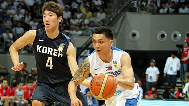 Gilas Pilipinas vs South Korea game results: Korea wins, 97-95