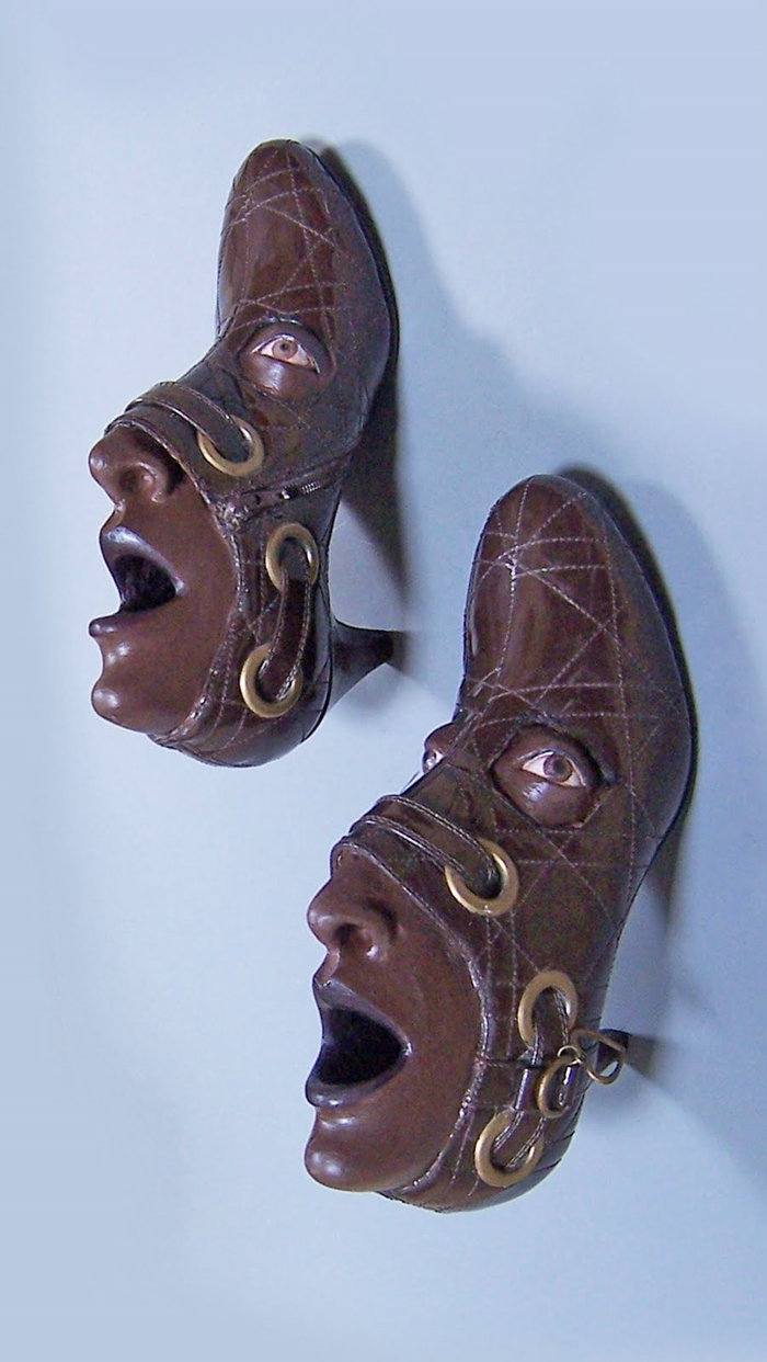 Gwen Murphy | Shoe in Sculptures