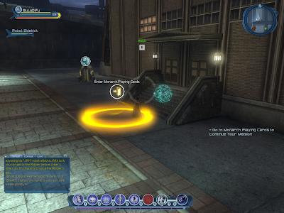 DC Universe Online - Quest Instance