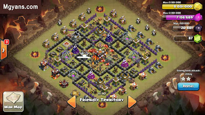 Base War TH 10