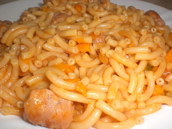 Primeros platos sencillos cocinar en casa es - Platos de pasta sencillos ...
