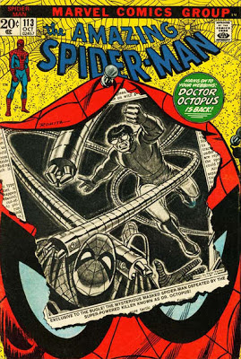 Amazing Spider-Man #113, Dr Octopus
