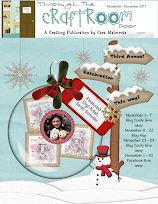 November-December 2017 Issue of Through the Craft Room Door is available