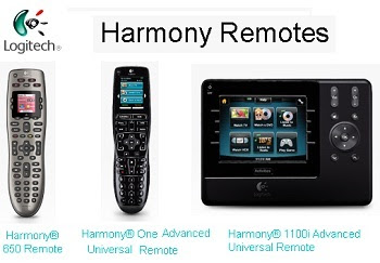 Logitech.com/myharmony: Solution about Harmony Remote
