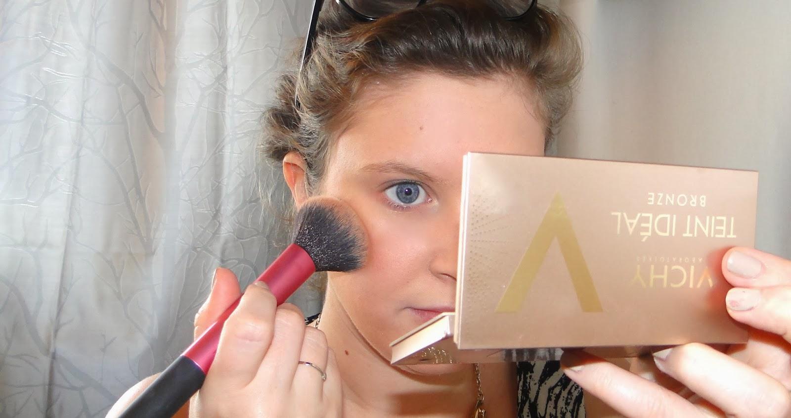 Cosmétique, Maquillage, Nude, Naturel, Poudre Bronzante,Pink