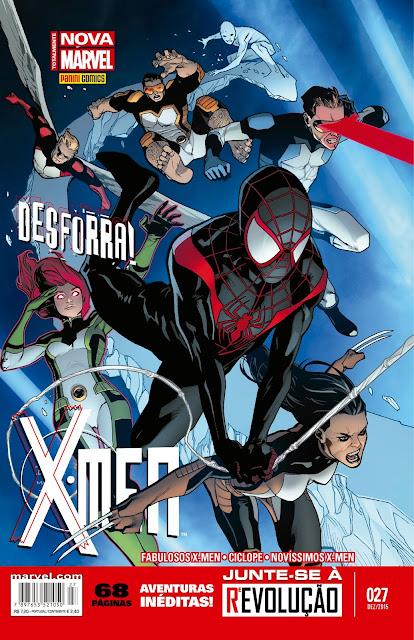 Checklist Marvel/Panini (Julho/2019 - pág.08) - Página 3 X-Men%2B27