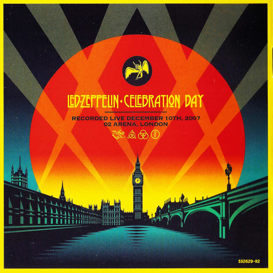Led Zeppelin - Celebration Day (Official Website)