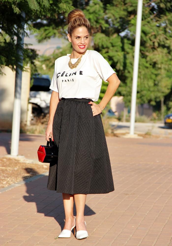 בלוג אופנה Vered'Style קצת יותר אבל לא יותר מדי
