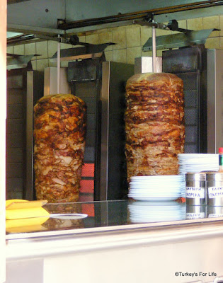 Kebab Meat in Rhodes