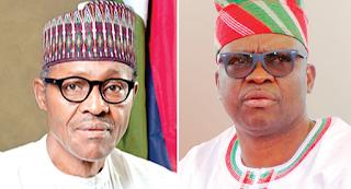 Fayose vs Buhari