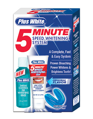 Plus White 5 Minute System