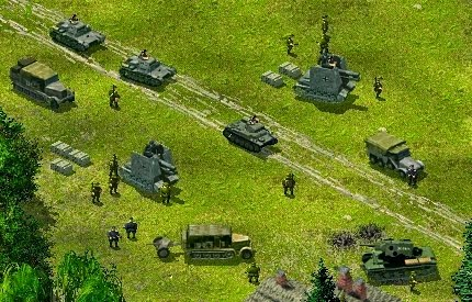 Sudden Strike 2 Perang Dunia II Game PC