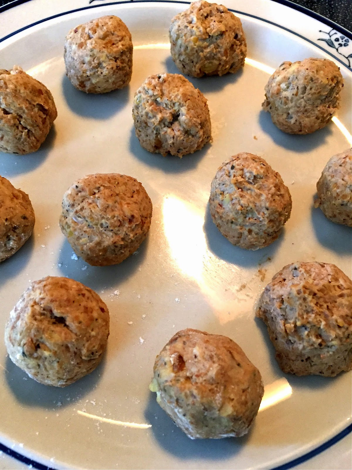 Sweet-and-Sour Party Meatballs - Chloe's Kitchen Vegan Blog