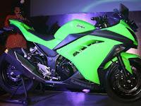 Harga dan Spesifikasi Motor Kawasaki Ninja 250 ABS
