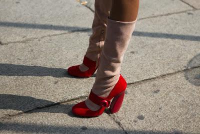 Um sapato diferente