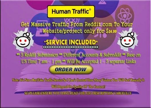 MASSIVE TRAFFIC FROM REDDIT TO YOUR WEBSITE!!