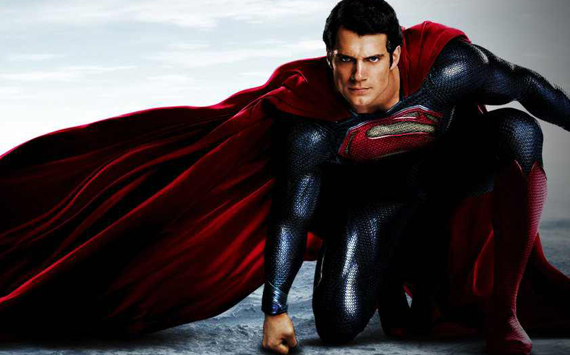 MAN OF STEEL Images Starring Henry Cavill Amy Adams  - man of steel henry cavill wallpapers