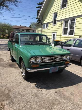 1969 Datsun Nissan Pickup Truck Original Condition