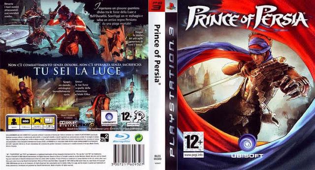 تحميل لعبة Prince of Persia 4 برابط واحد مباشر