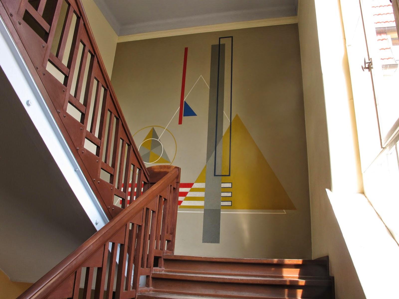 With beautiful decorated stairways for Bauhaus replica deutschland