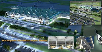 Bugesera International Airport, Kigali, Rwanda