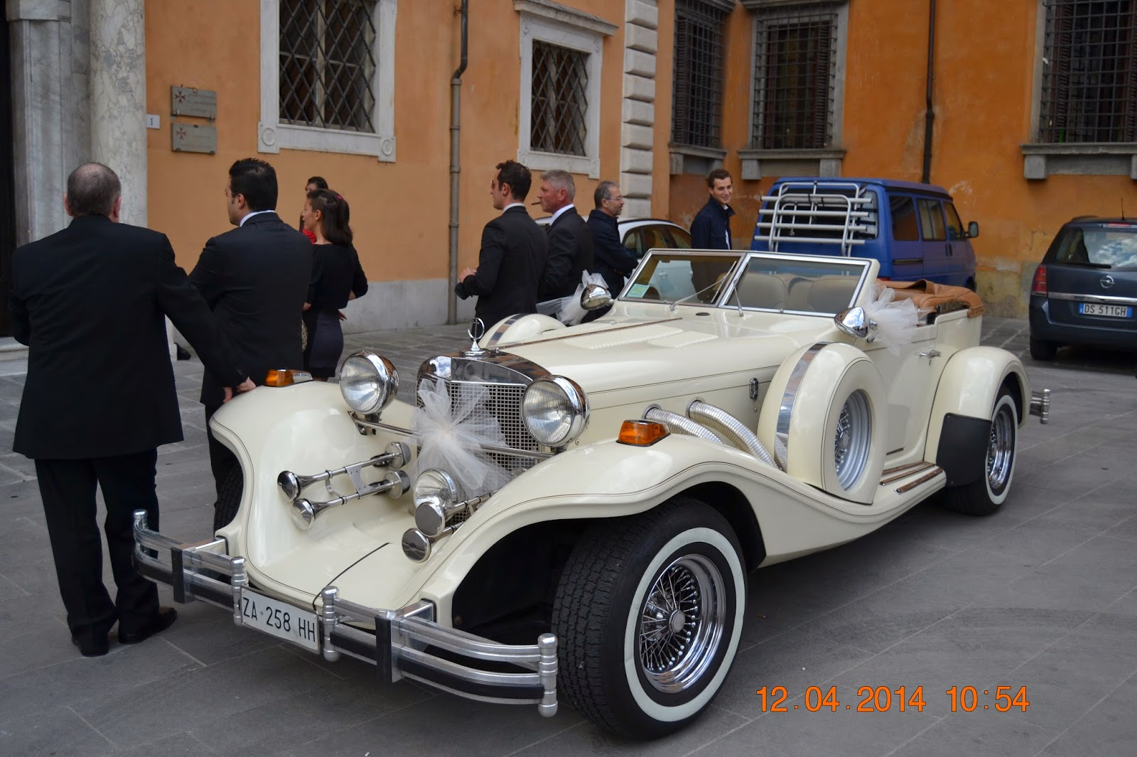 Marriage @ Pisa