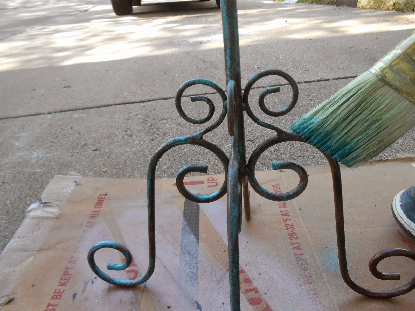 how to use copper gasket spray