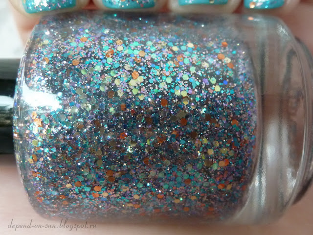 Shimmer polish Jennifer