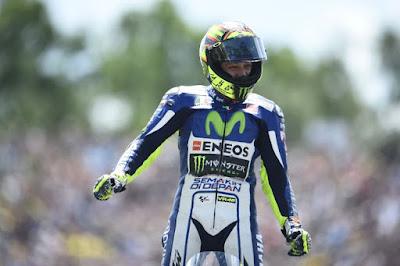 Rossi Tidak Janji Bisa Tampil Baik di Sachsenring